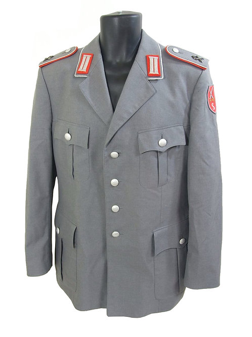 ドイツ軍 ドレスジャケット 砲兵 XL※表記182-104