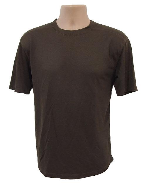 イギリス軍 Tシャツ ブラウン