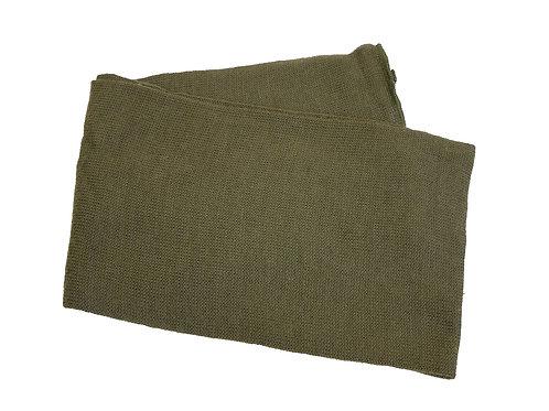 アメリカ軍 ウールスカーフ OG208 【新品】