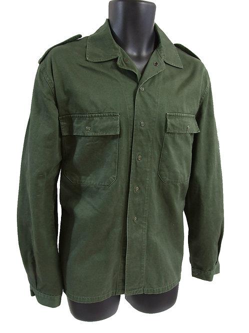 ベルギー軍 ワークシャツ OD/OG