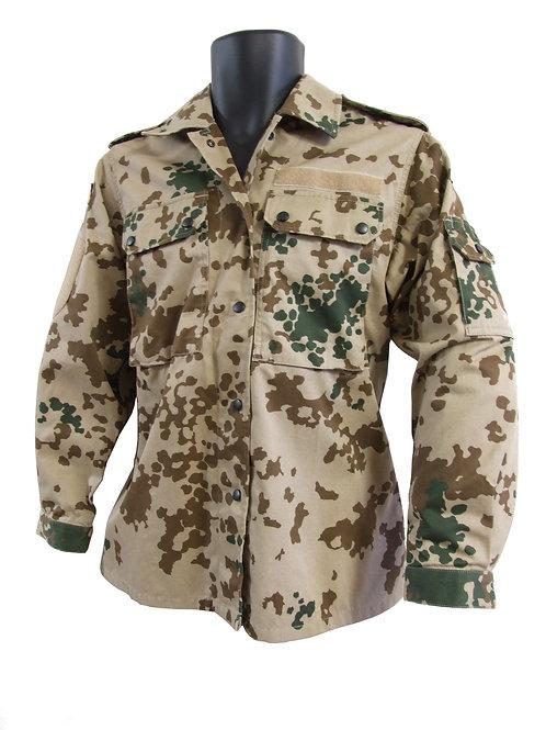ドイツ軍 フィールドシャツ デザートフレクター ※レディース