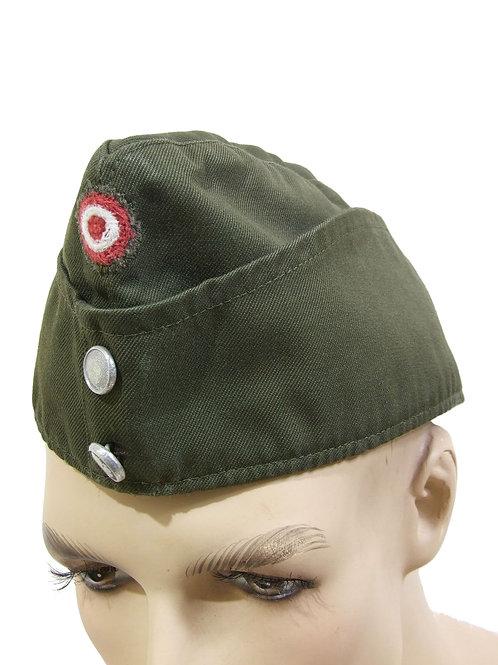 オーストリア軍 ギャリソンキャップ OD