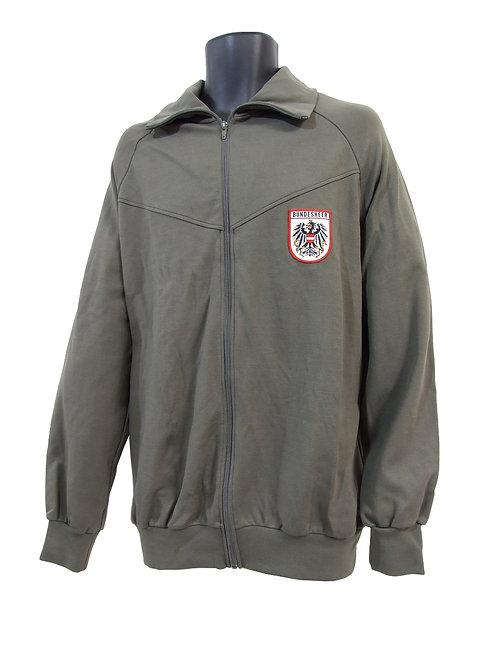 オーストリア軍 トレーニング ジャケット OD ※ワッペン白