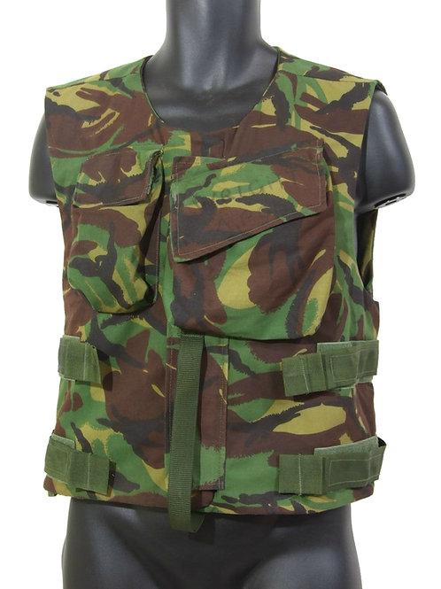 イギリス軍 ボディアーマー ベスト カバー DPMカモ ※前ポケット