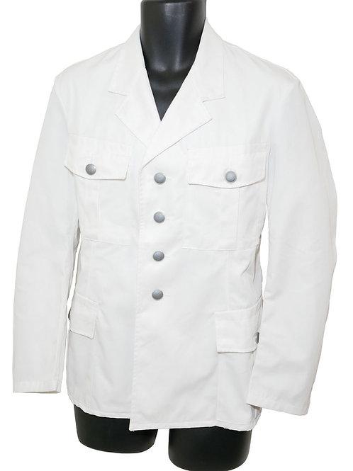 オーストリア軍 ドレスジャケット サマー ホワイト