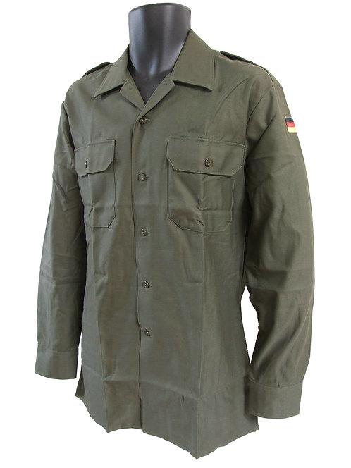 ドイツ軍 フィールドシャツ OD 【新品】
