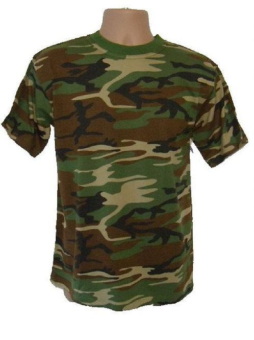ウェストルーパー 迷彩 Tシャツ M※表記S 【新品】