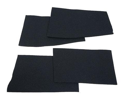 イギリス軍 UBACシャツ用 ウレタンアーマーパッド 4枚セット