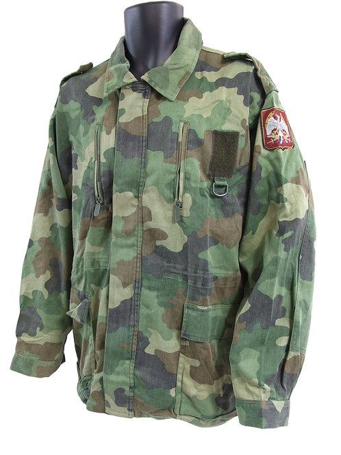 ユーゴスラビア軍 M89 フィールドジャケット ※ボタン式