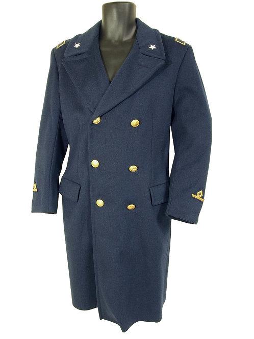 イタリア軍 AMI ウールコート M ※パッチ付き・少尉 B
