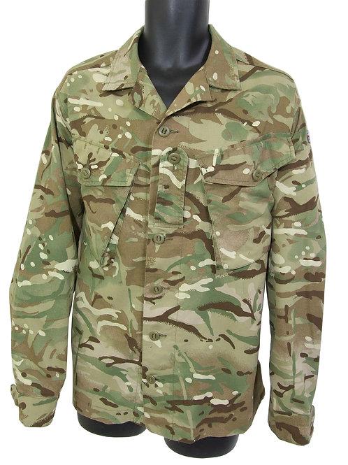 イギリス軍 バラックシャツ MTPカモ