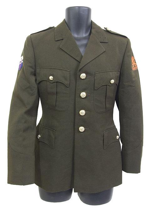 オランダ軍 ドレスジャケット ナショナルリザーブコープス S※表記46