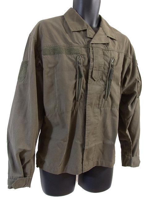 オーストリア軍 フィールドジャケット ライトウェイト S ※表記88/92 3-4 ※胸補修有