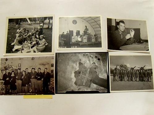 アメリカ モノクロ写真×6枚セット