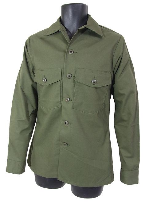 アメリカ軍 ユーティリティシャツ OG507 【新品】