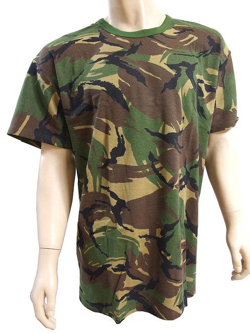 オランダ軍 ロングTシャツ DPMカモ 【新品】
