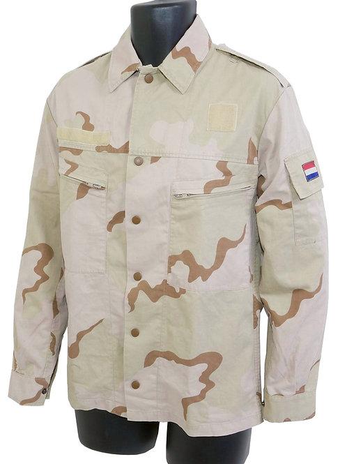 オランダ軍 フィールドジャケット 3Cデザートカモ