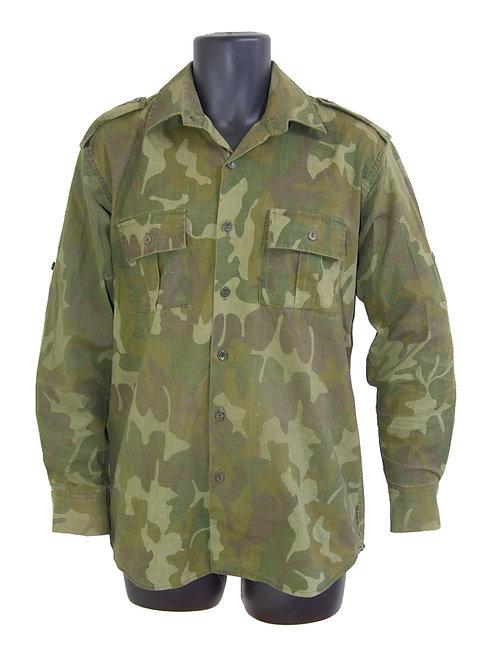 ルーマニア軍 M90 フィールドシャツ リーフカモ