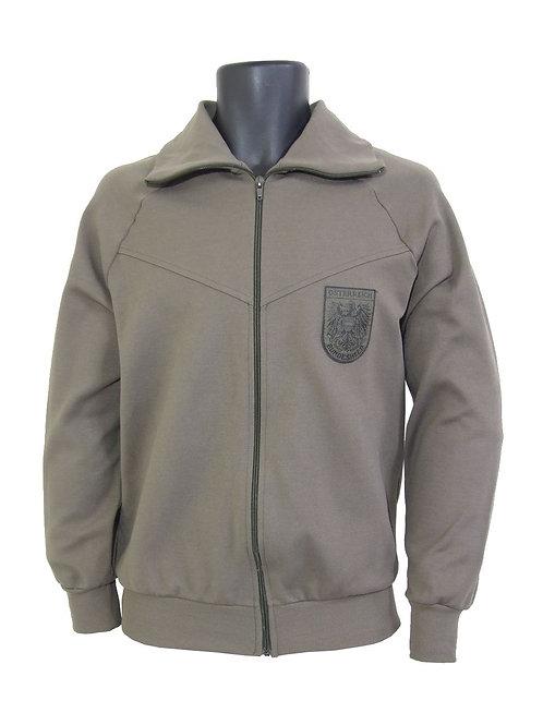 オーストリア軍 トレーニング ジャケット OD ※ワッペンOD色