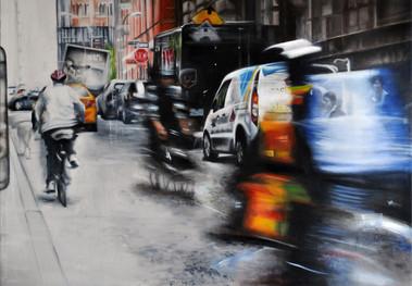 NY Rush Hours - William Street