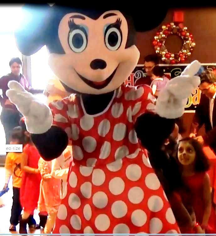 Minnie close up2