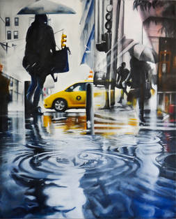 Ripples in NYC