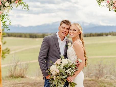 Younger Ranch Wedding -Jaysa & Hayden