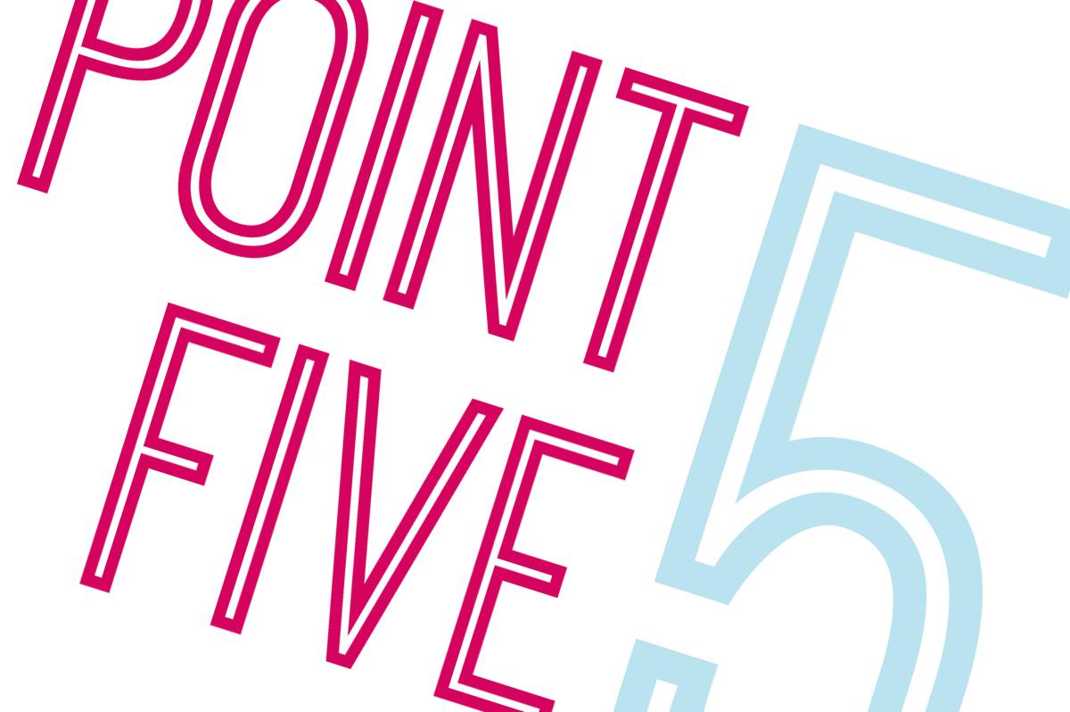 4 burst point5