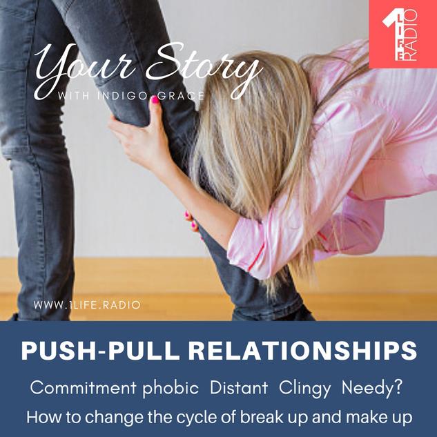 Push pull relationships