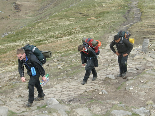 DofE Open Gold Training and Practice Expedition 2021