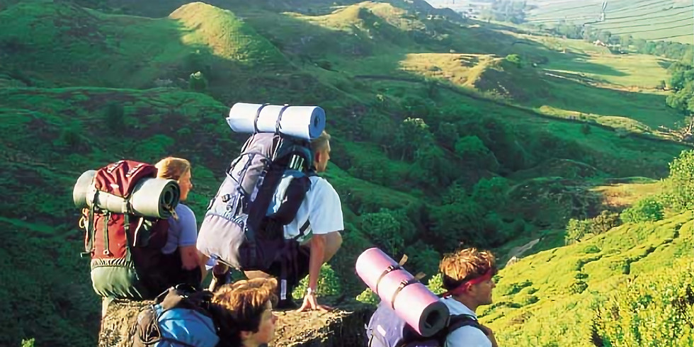 DofE Open Silver Qualifying Expedition 2021