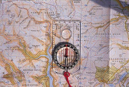 DofE Bronze Expedition - The Chiltern Hills - Map and Compass