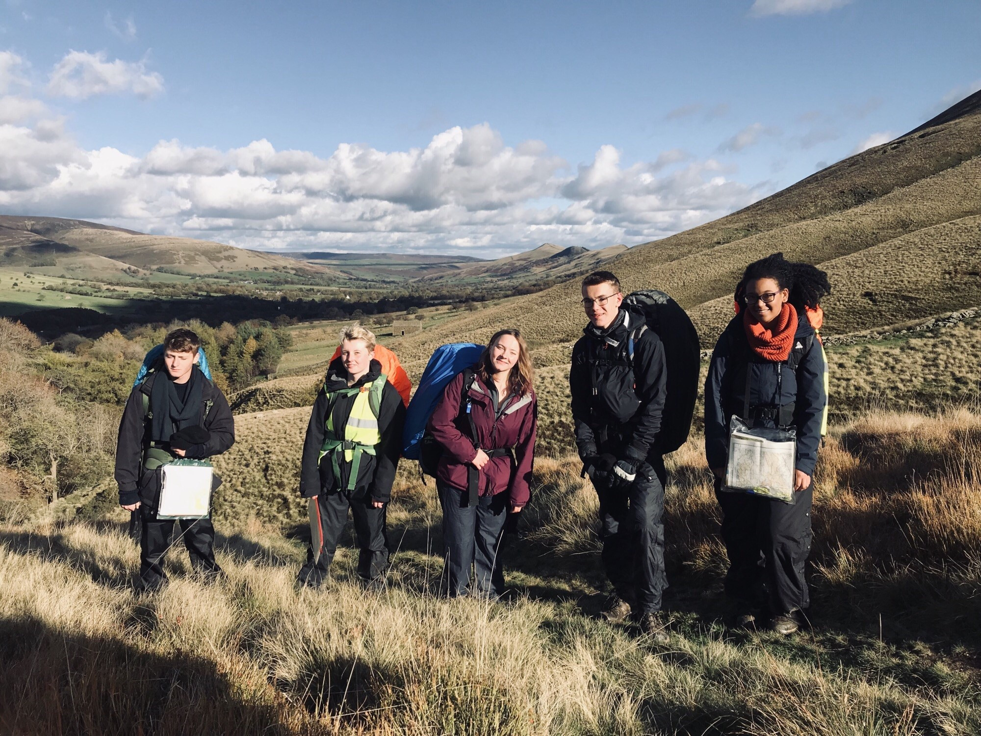 DofE Direct Gold Training and Practice