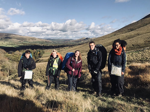 DofE Direct Gold Training and Practice Expedition 2021