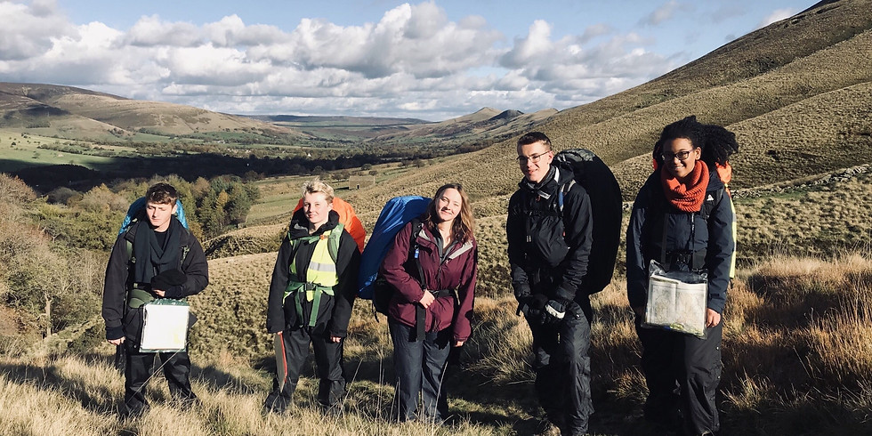 DofE Direct Gold Training and Practice Expedition 2020