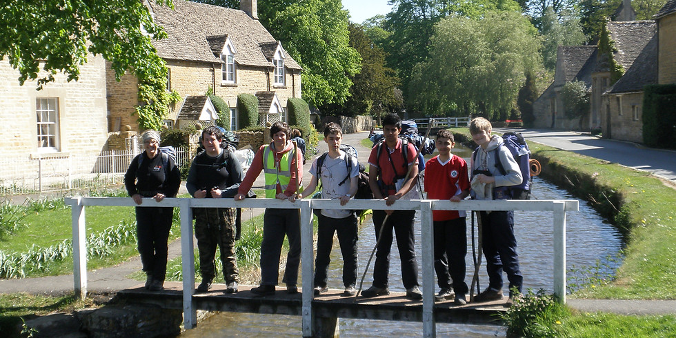DofE Open Bronze Training and Practice Expedition 2021