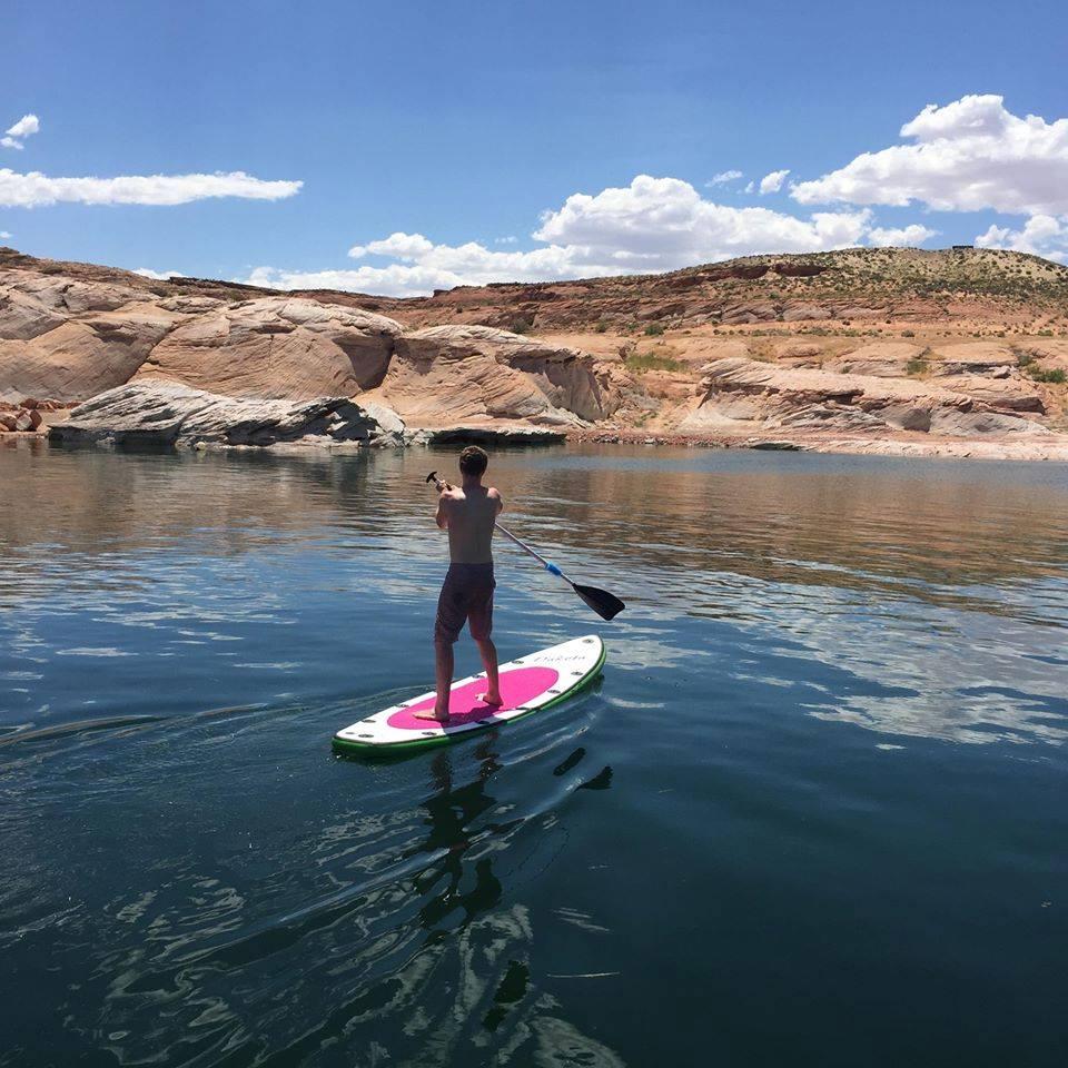 DSP SUP Lake Powell