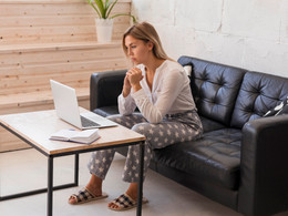 Work from home: stylish & comfortable