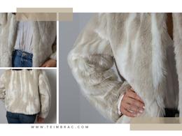 4 motive să alegi o haină din blană artificială