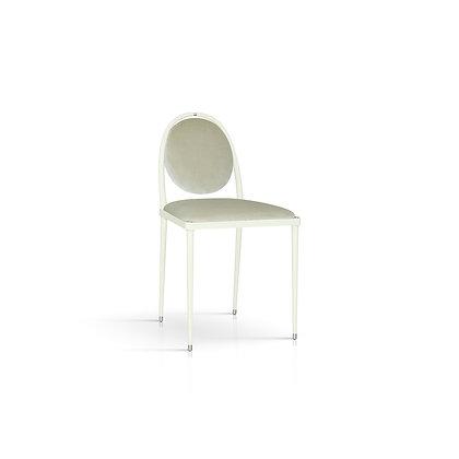 Balzaretti Chair in Mint Green Velvet