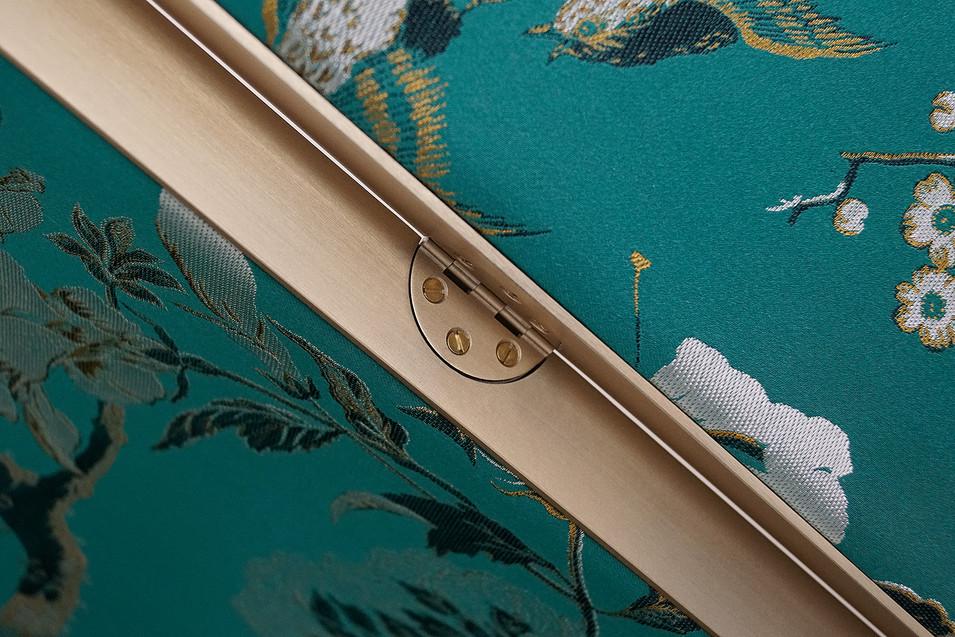 Kimono Separe Room Divider @ Kabinet 6.j