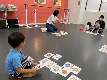 亀有教室リトル・キッズクラスまもなく満席です!葛飾区リトミック教室カラフル