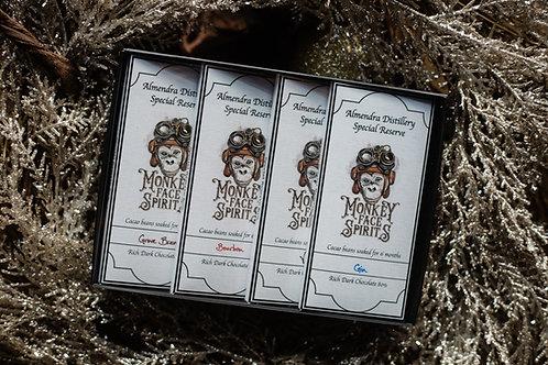 Almendra Distillery Special Release Monkey Face Dark Chocolate