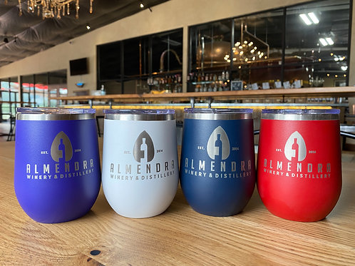 Almendra Insulated Wine Cup
