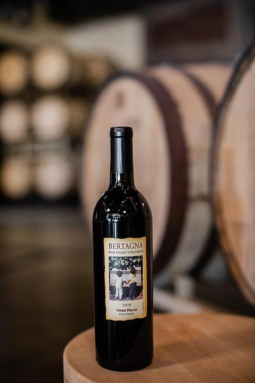 Bertagna Son Kissed Vineyard Vino Rojo