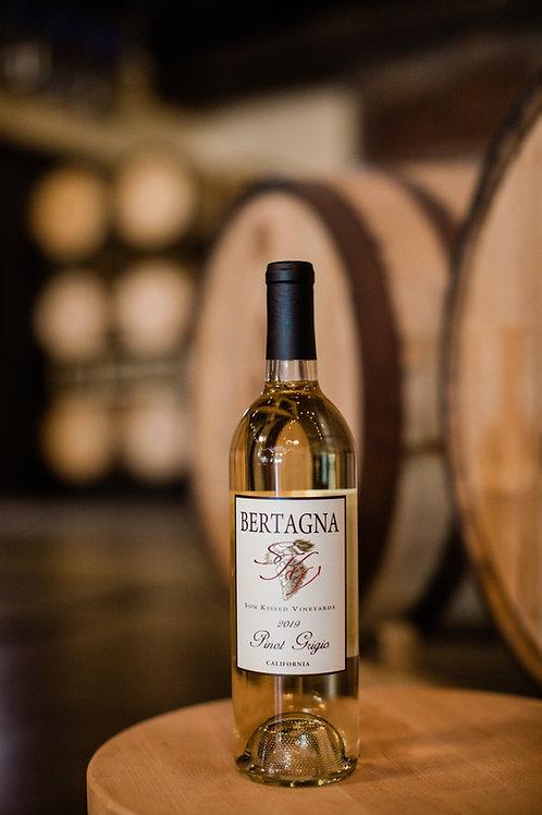 Bertagna Son Kissed Vineyard  Pinot Grigio