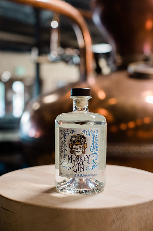 Monkey Face Gin (Local Pick-up ONLY)