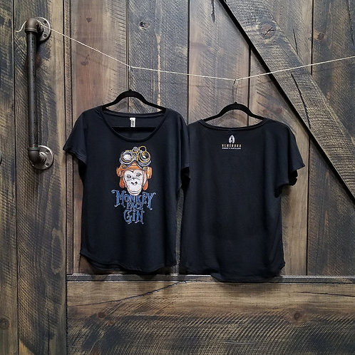 Women's Monkey Face T-Shirt