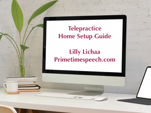Telepractice Guide: 9 Practical Recommendations for Creating a Comfortable and Effective Work Setup