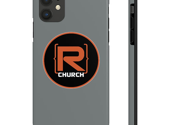 R-Church iPhone Case